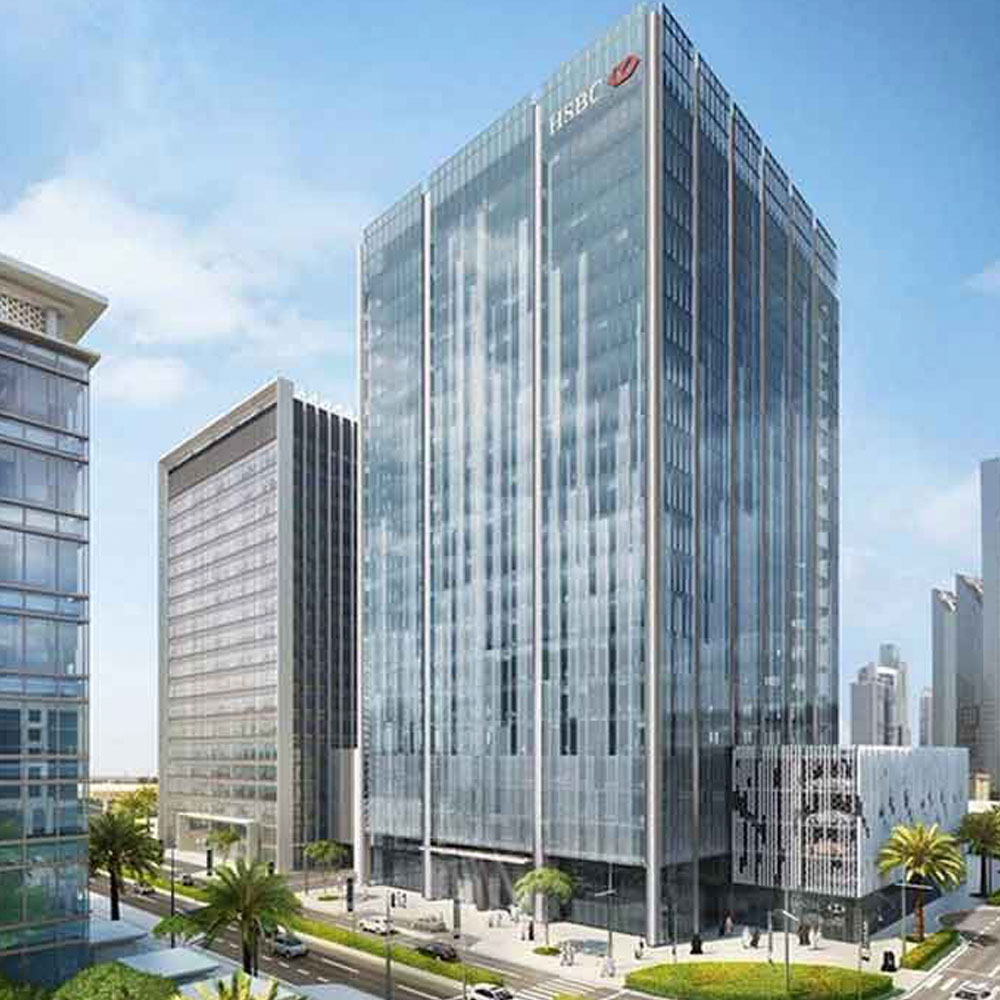 HSBC Tower development
