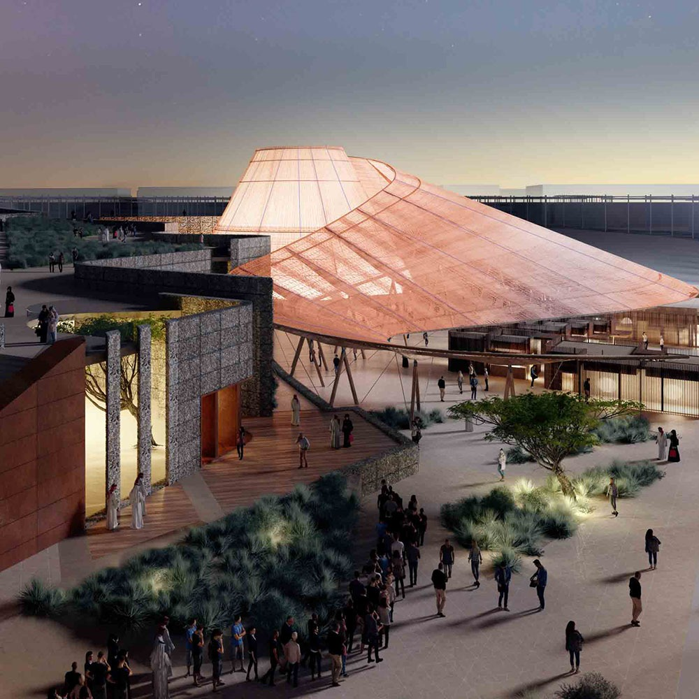 Expo 2020 Opportunity Pavilion
