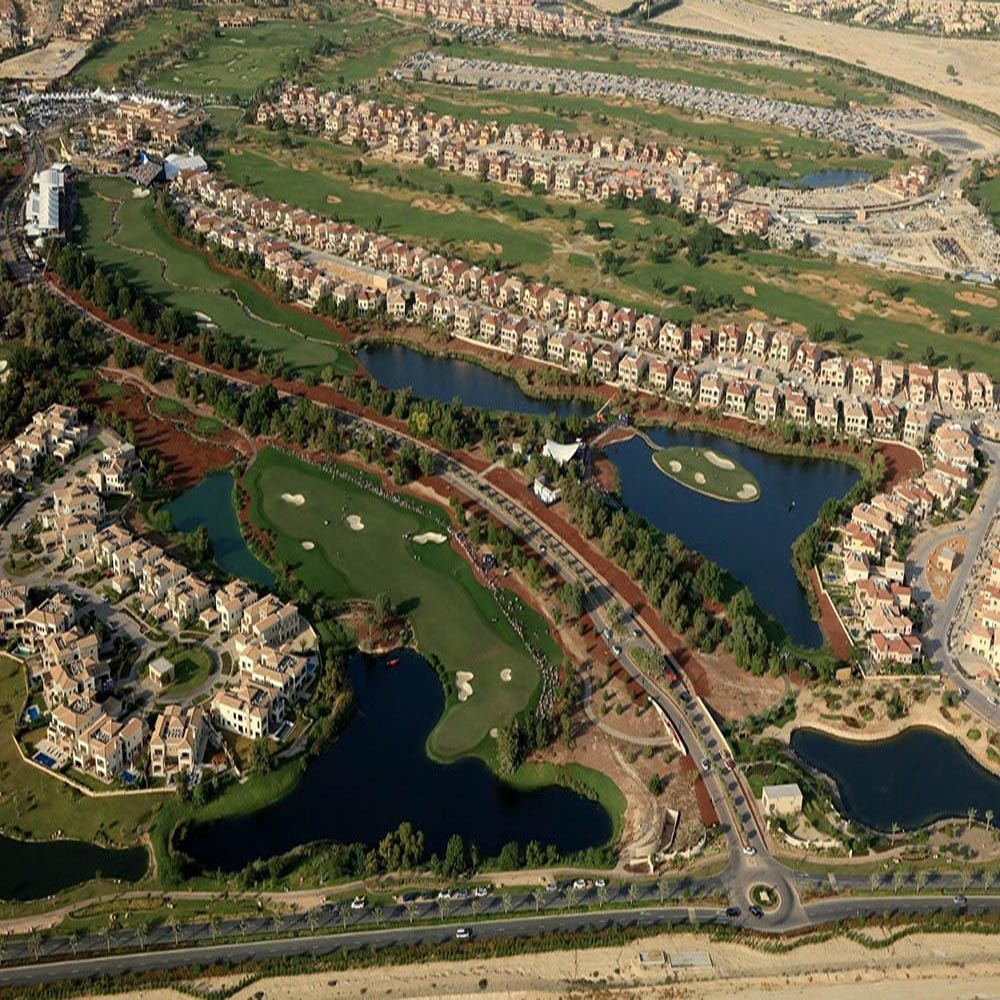 Mixed-use Masterplan in New Dubai